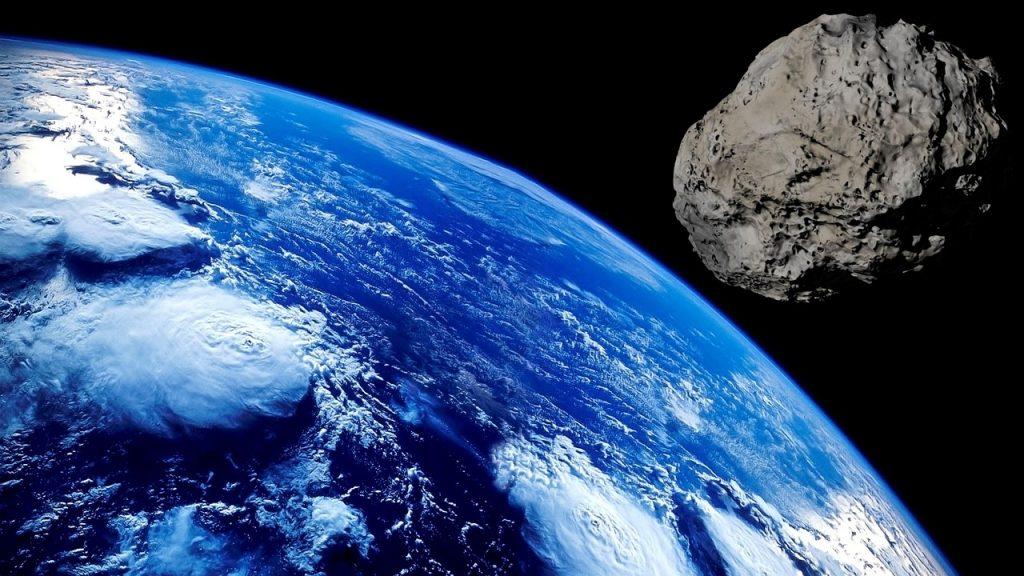 Gigantyczna asteroida przeleci w piątek blisko Ziemi