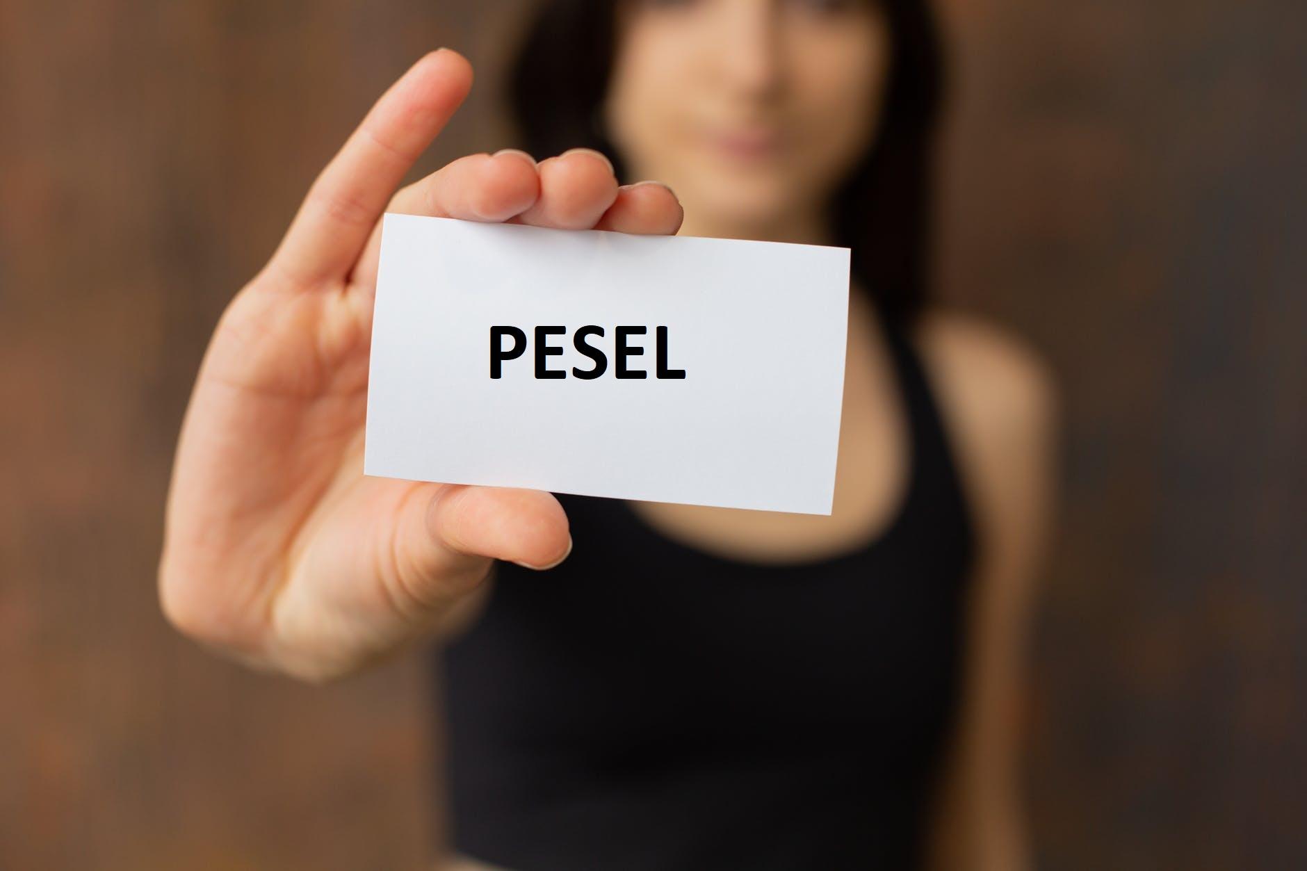 generator-pesel